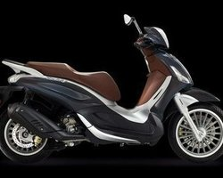 BEVERLY 350 ABS ASR